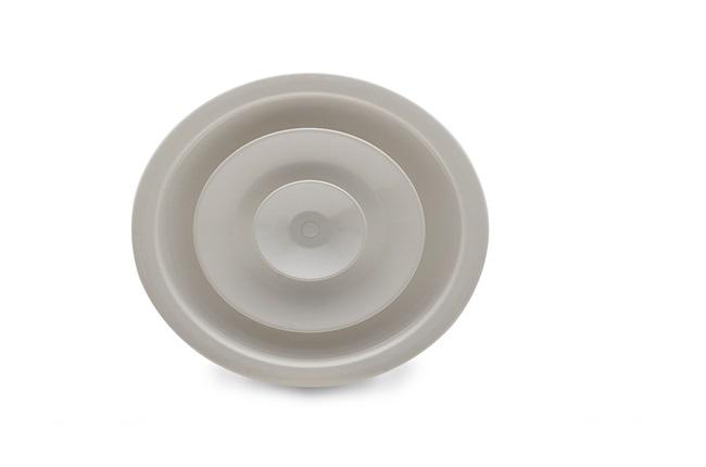 diffusori a coni regolabili senza  piastra