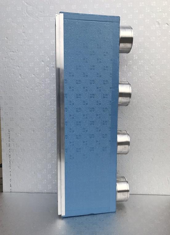PLENUM MACCHINA per condizionatore canalizzato